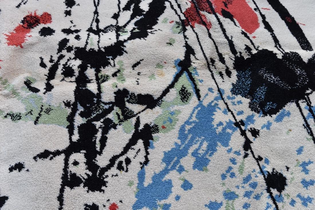 ROBERT JACOBSEN ART LINE BY EGE RYA WOOL RUG - 9