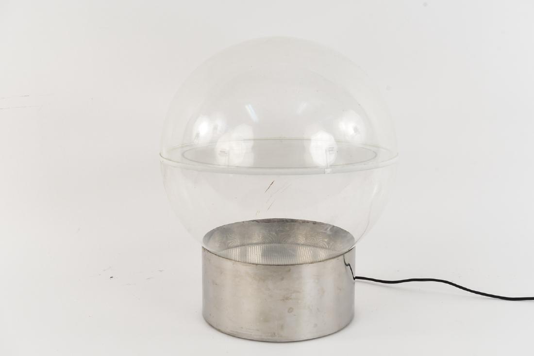 ACRYLIC GLOBE TABLE LAMP - 2
