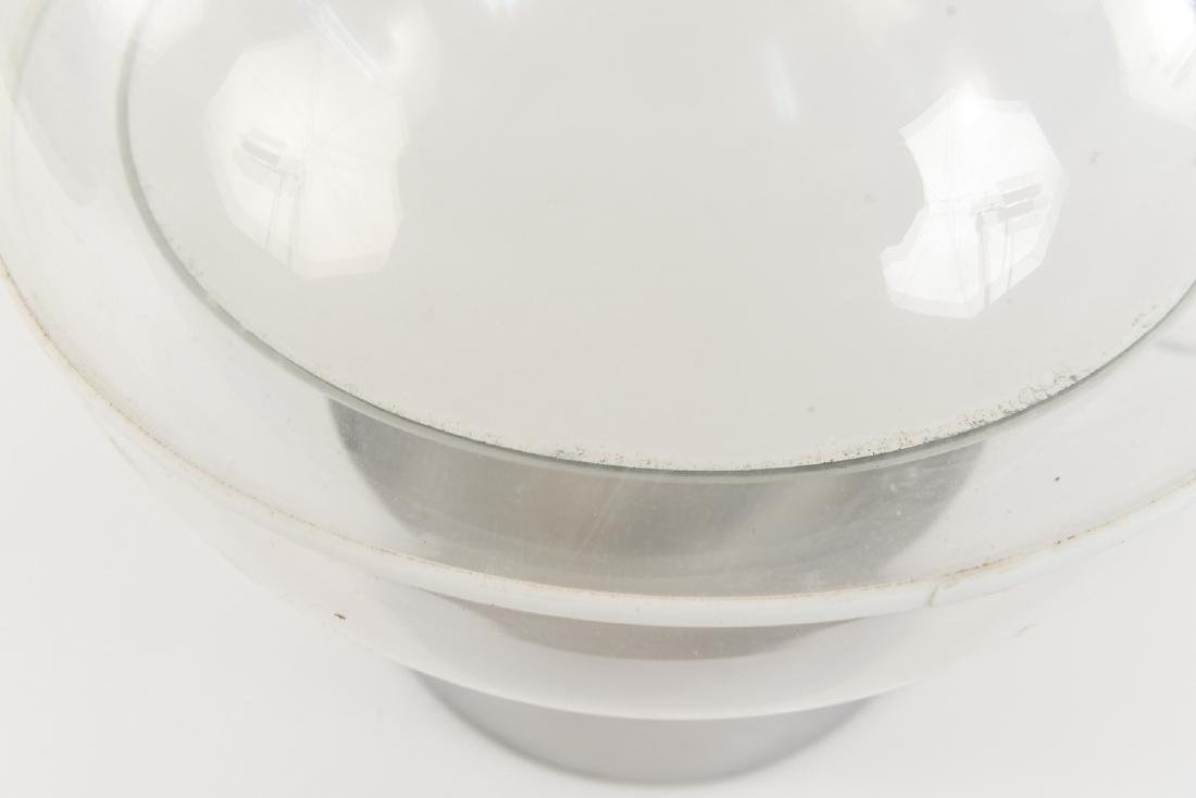 ACRYLIC GLOBE TABLE LAMP - 4