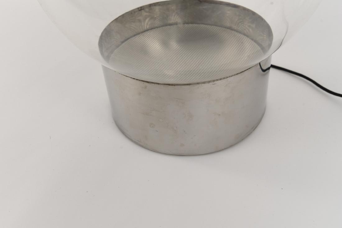 ACRYLIC GLOBE TABLE LAMP - 5