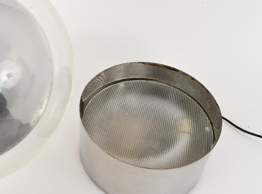 ACRYLIC GLOBE TABLE LAMP - 6