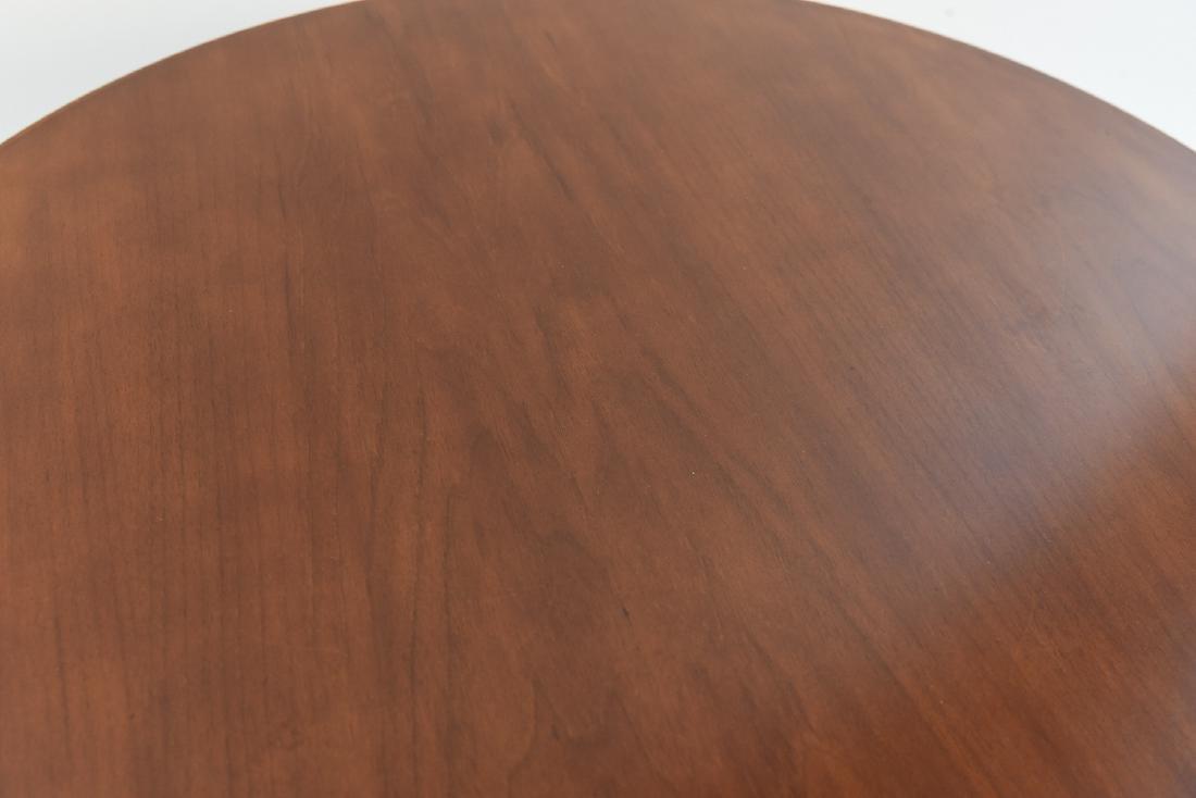 LEWIS BUTLER FOR KNOLL 3 LEG SIDE TABLE - 6