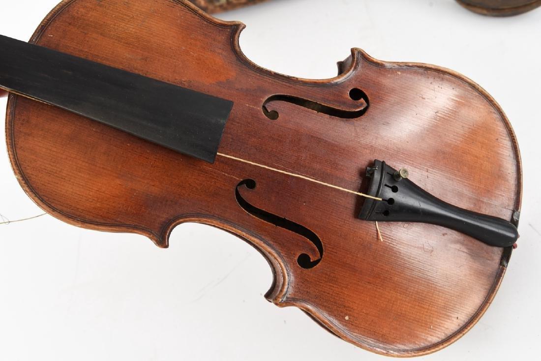 "VIRZI ""TONE PRODUCER"" 1924 VIOLIN - 3"