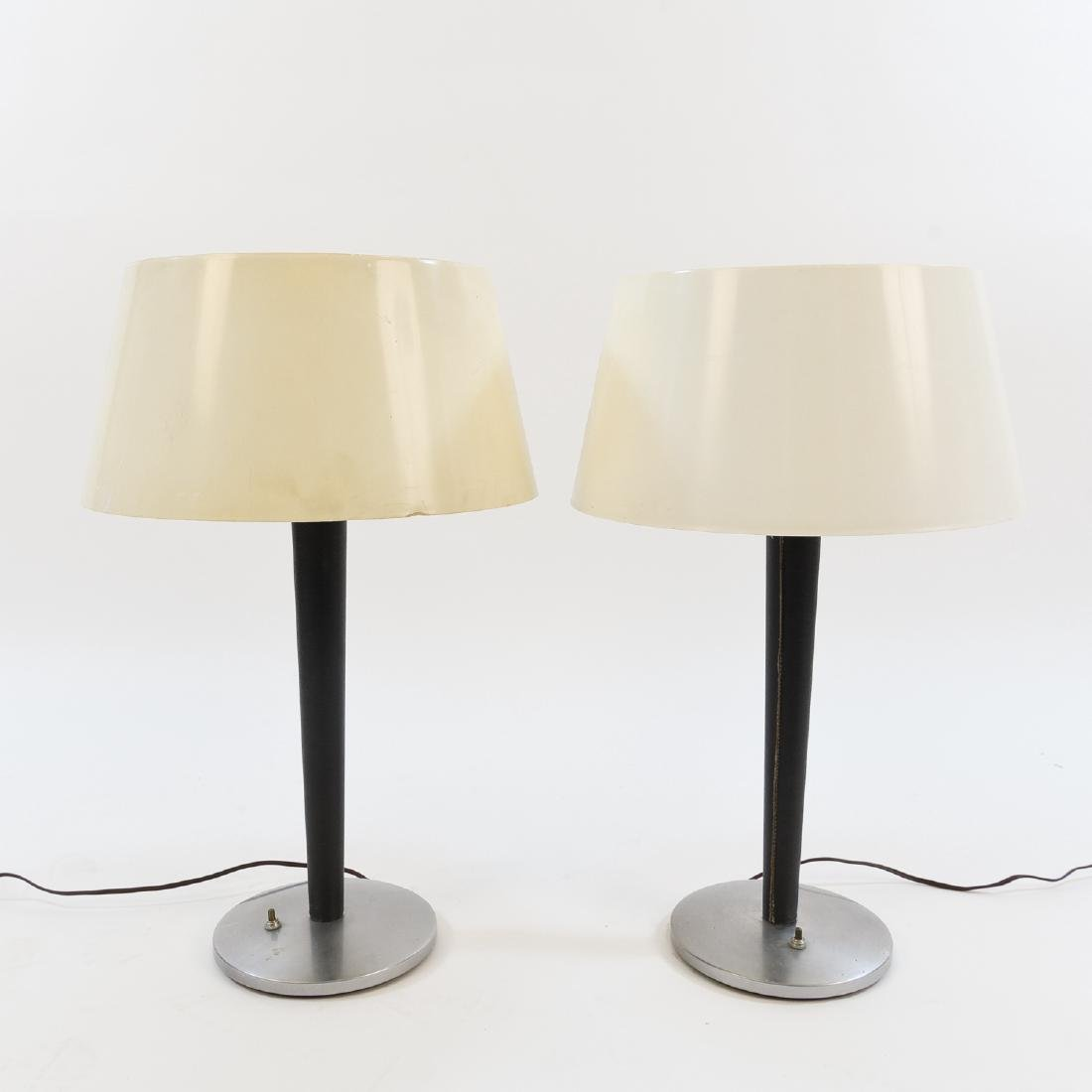 PAIR OF LIGHTOLIER GERALD THURSTON TABLE LAMPS