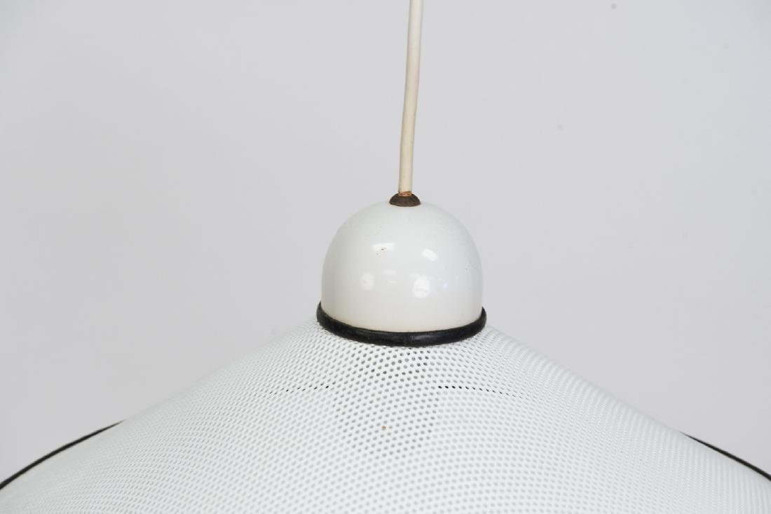 PERFORATED METAL HANGING PENDANT LAMP - 2