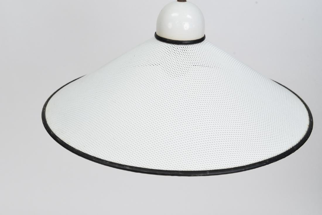 PERFORATED METAL HANGING PENDANT LAMP - 4
