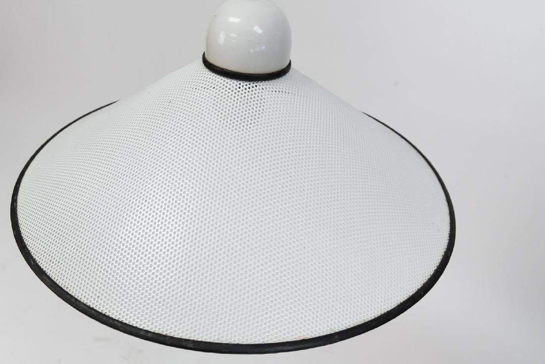 PERFORATED METAL HANGING PENDANT LAMP - 5