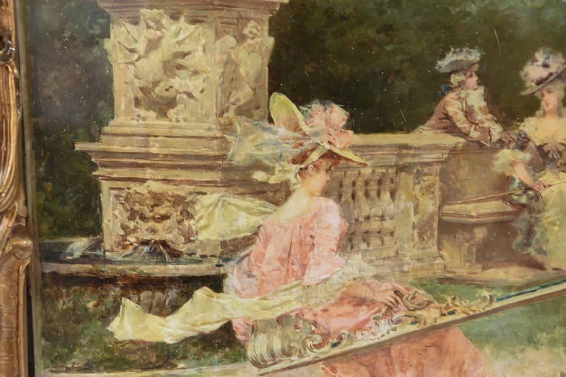 ALBERTO LA MONACA (ITALY 1862-1936) - 4