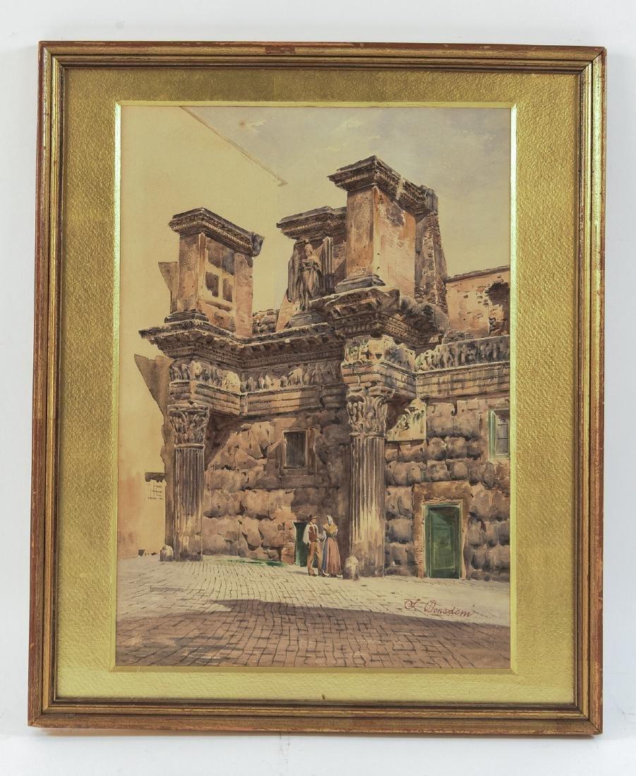 STEFANO DONADONI (ITALY 1844-1911)