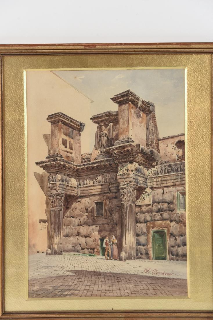 STEFANO DONADONI (ITALY 1844-1911) - 2