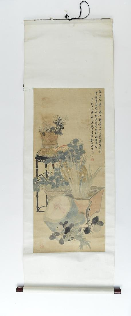 CHINESE SCROLL