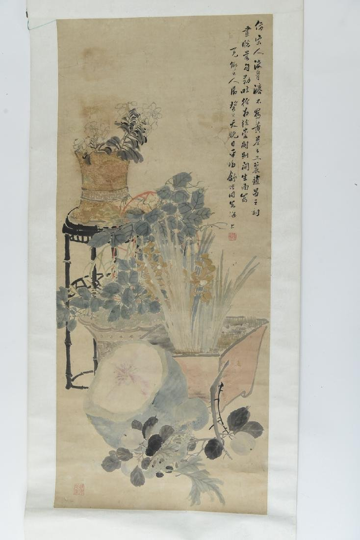 CHINESE SCROLL - 2