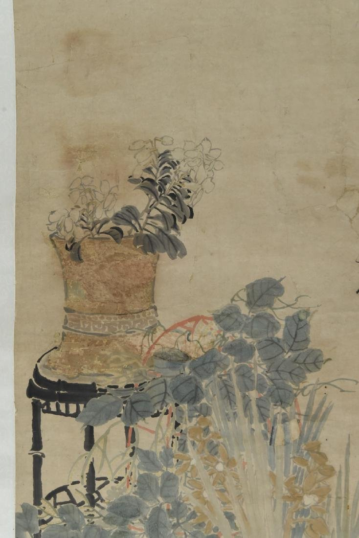 CHINESE SCROLL - 4