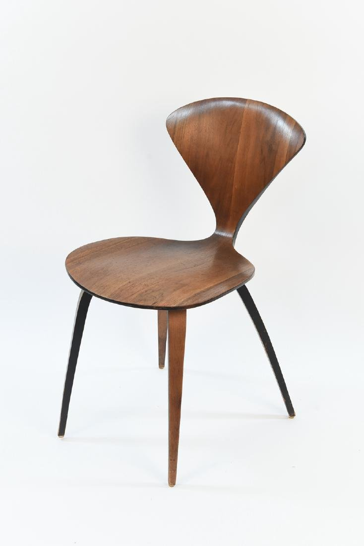 NORMAN CHERNER FOR PLYCRAFT SIDE CHAIR