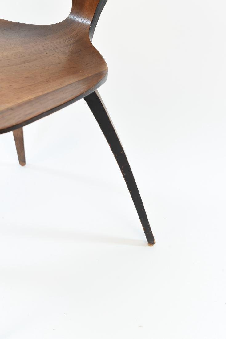 NORMAN CHERNER FOR PLYCRAFT SIDE CHAIR - 6
