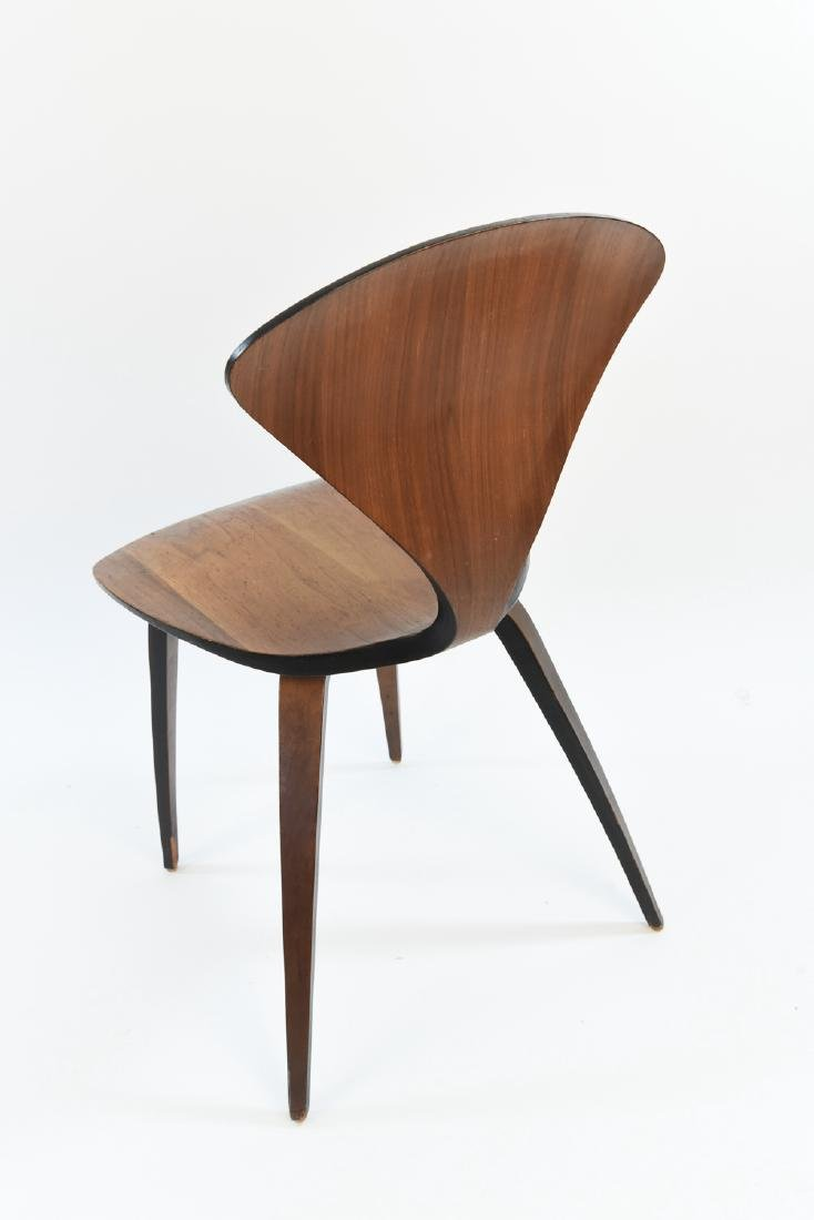 NORMAN CHERNER FOR PLYCRAFT SIDE CHAIR - 7