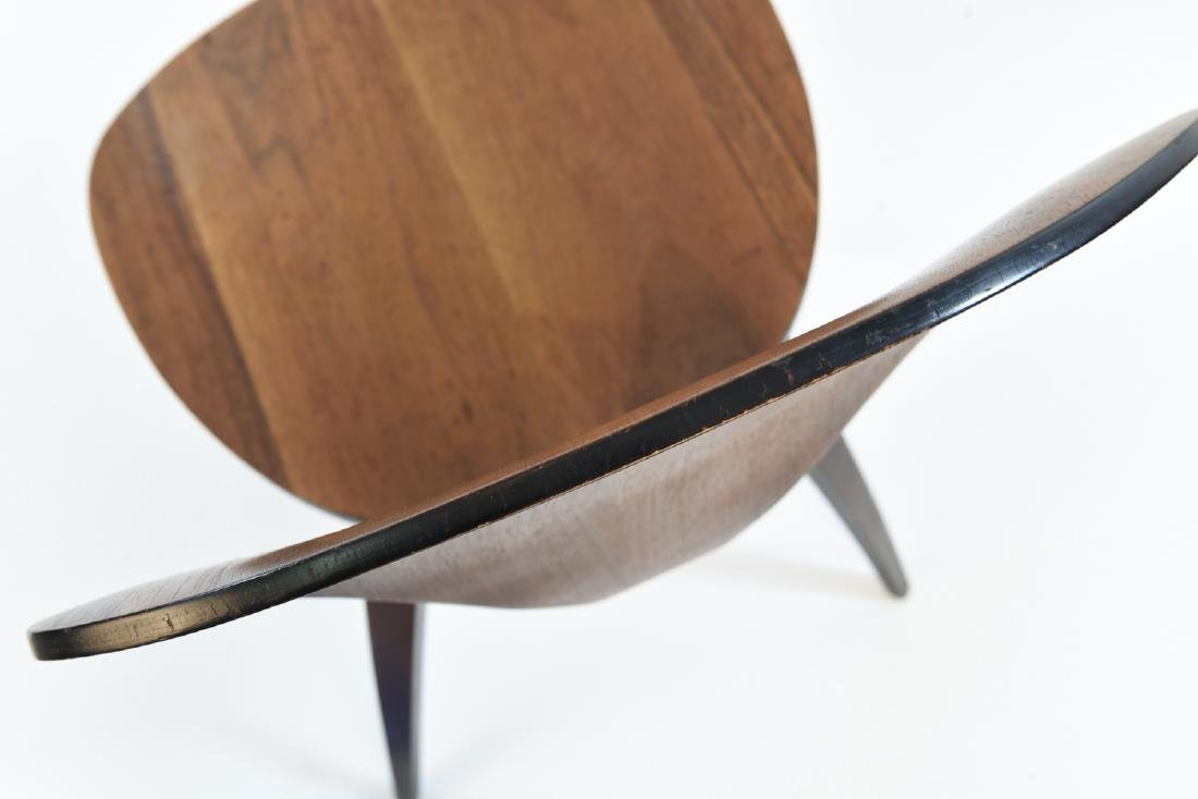 NORMAN CHERNER FOR PLYCRAFT SIDE CHAIR - 8