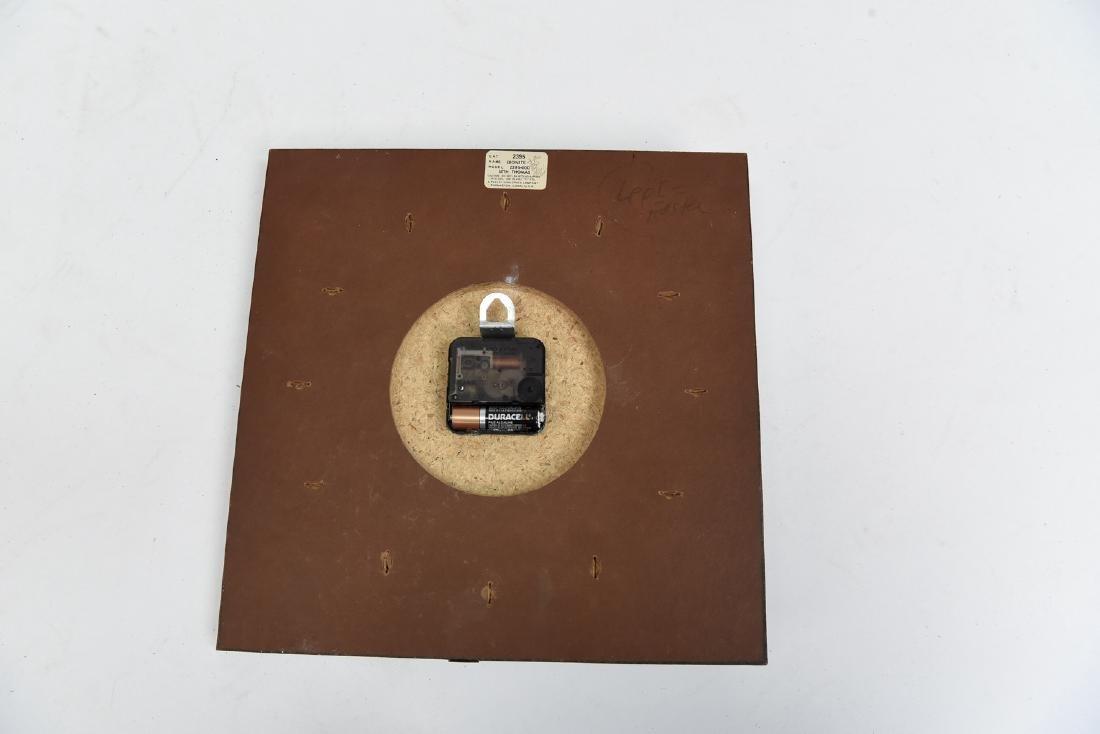MID-CENTURY SETH THOMAS WALL CLOCK - 7