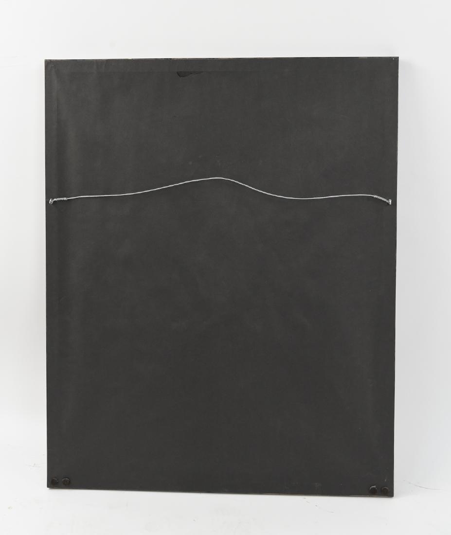 KATHERINE HAMMOND (AMERICAN 1951-) ABSTRACT PRINT - 10