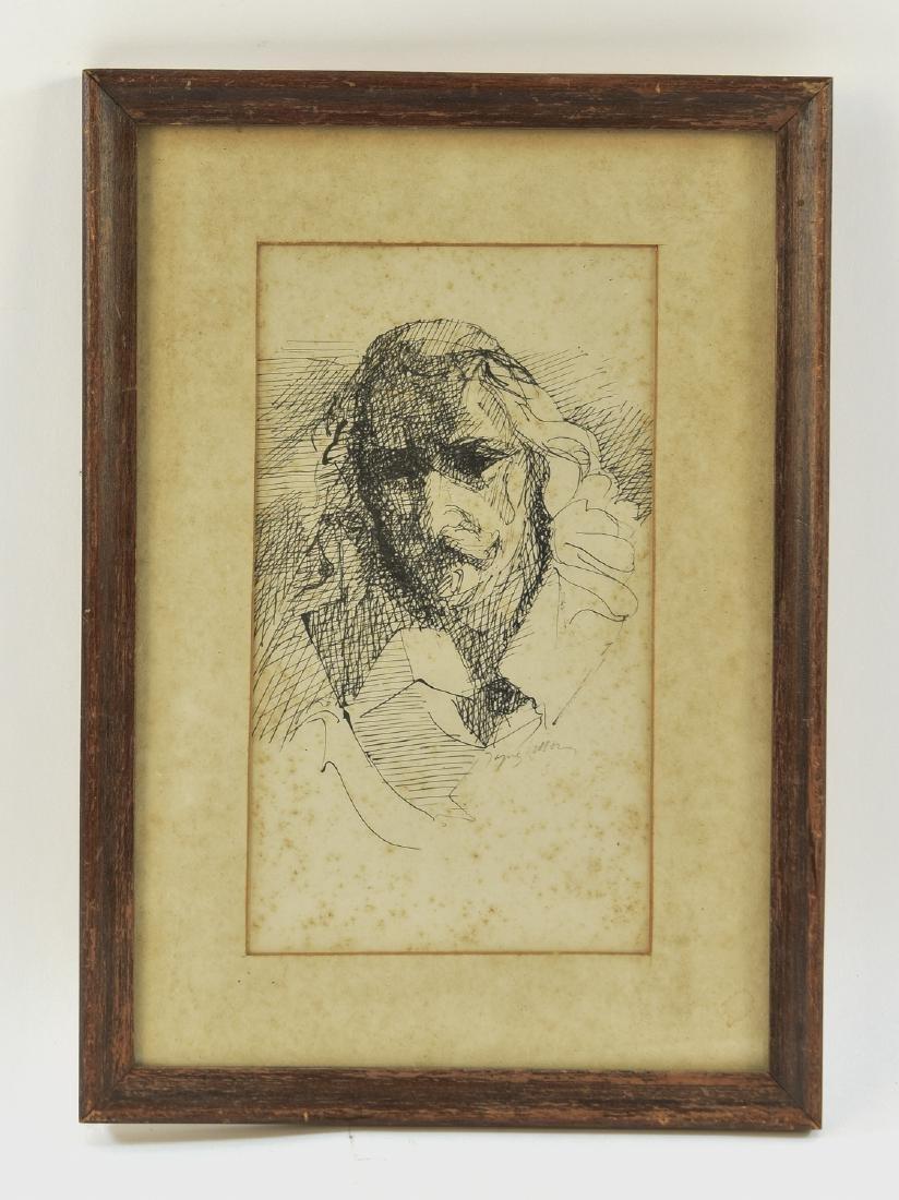 JACQUES VILLON (FRENCH 1875-1963) OFFSET PRINT