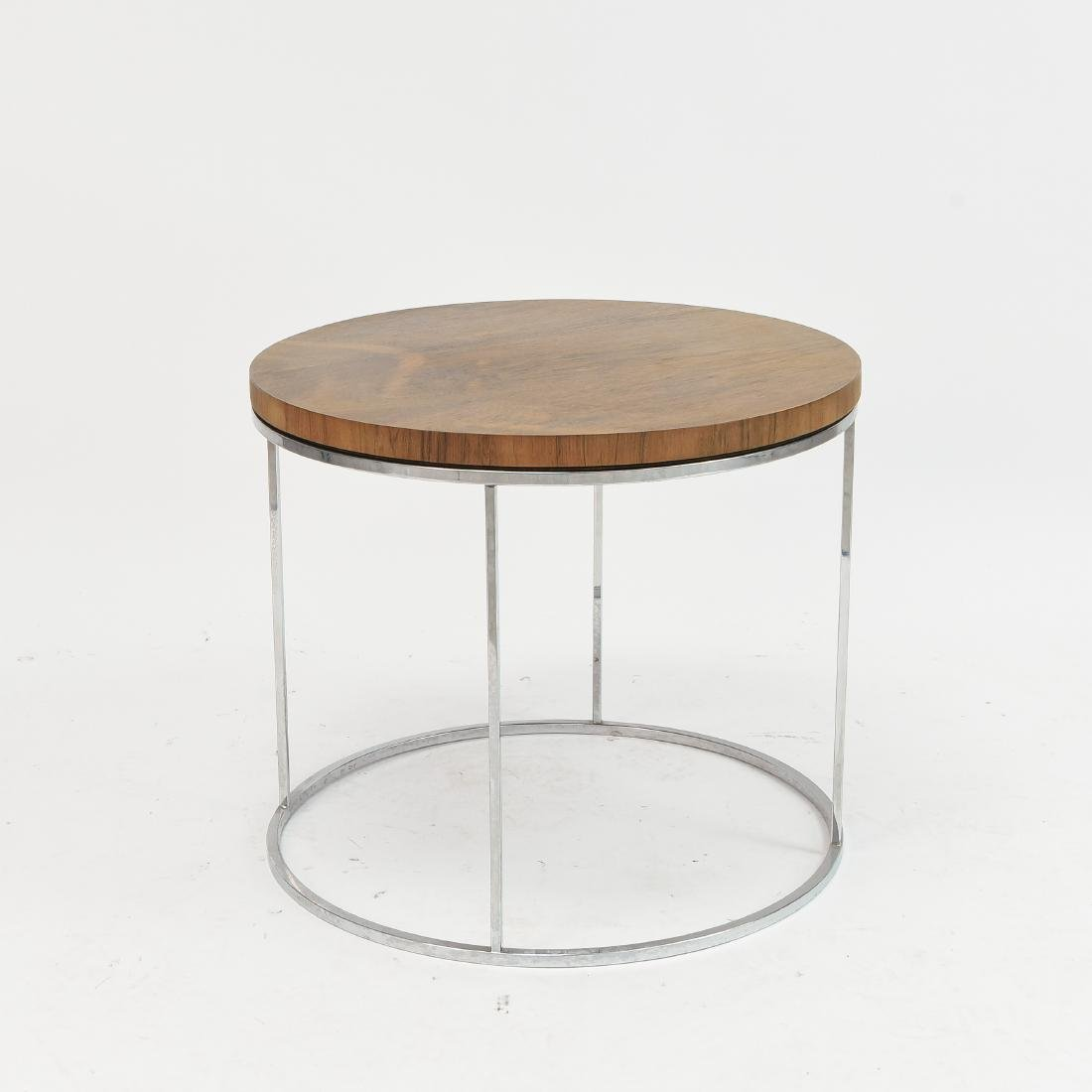 MILO BAUGHMAN ROSEWOOD SIDE TABLE