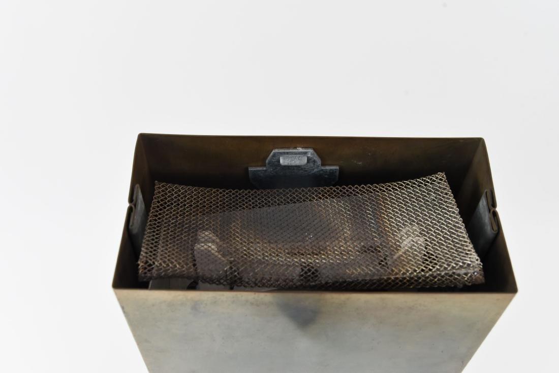 MID CENTURY BRASS FLOOR LAMP - 2