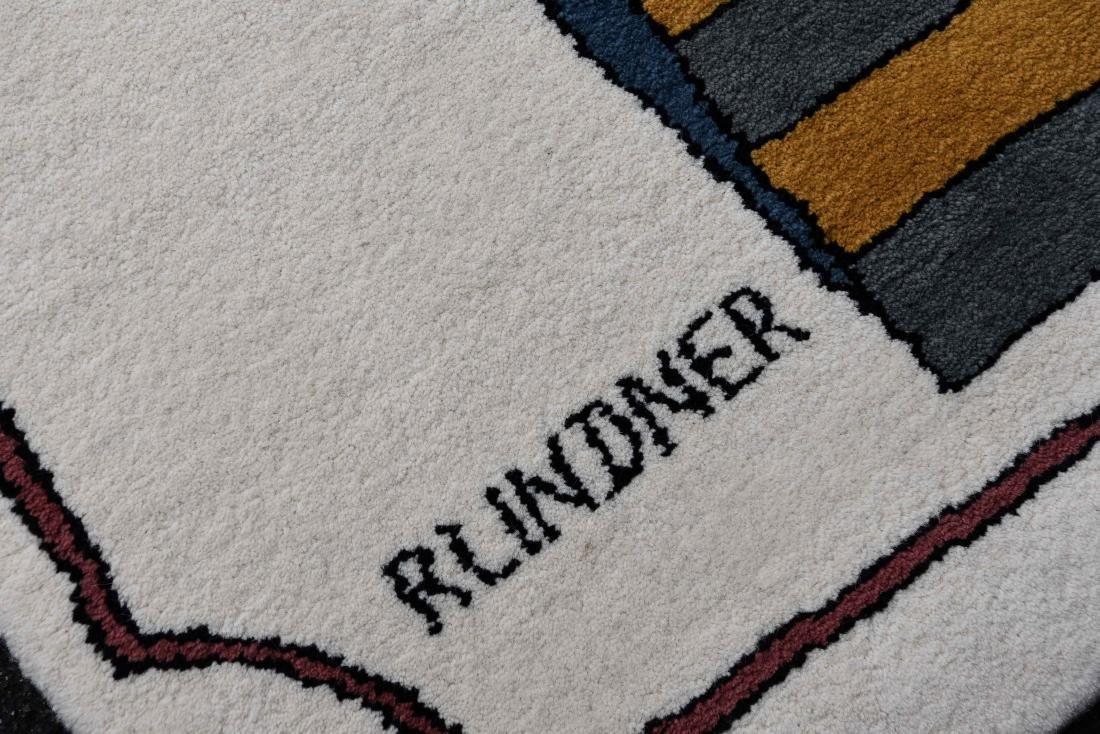 RICHARD LIDNER (AMERICAN/GERMAN 1901-1978) RUG - 4