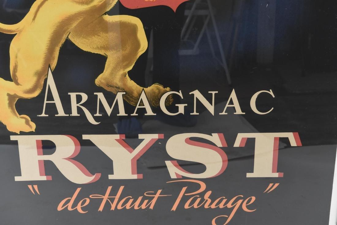 ARMAGNAC RYST POSTER - 4