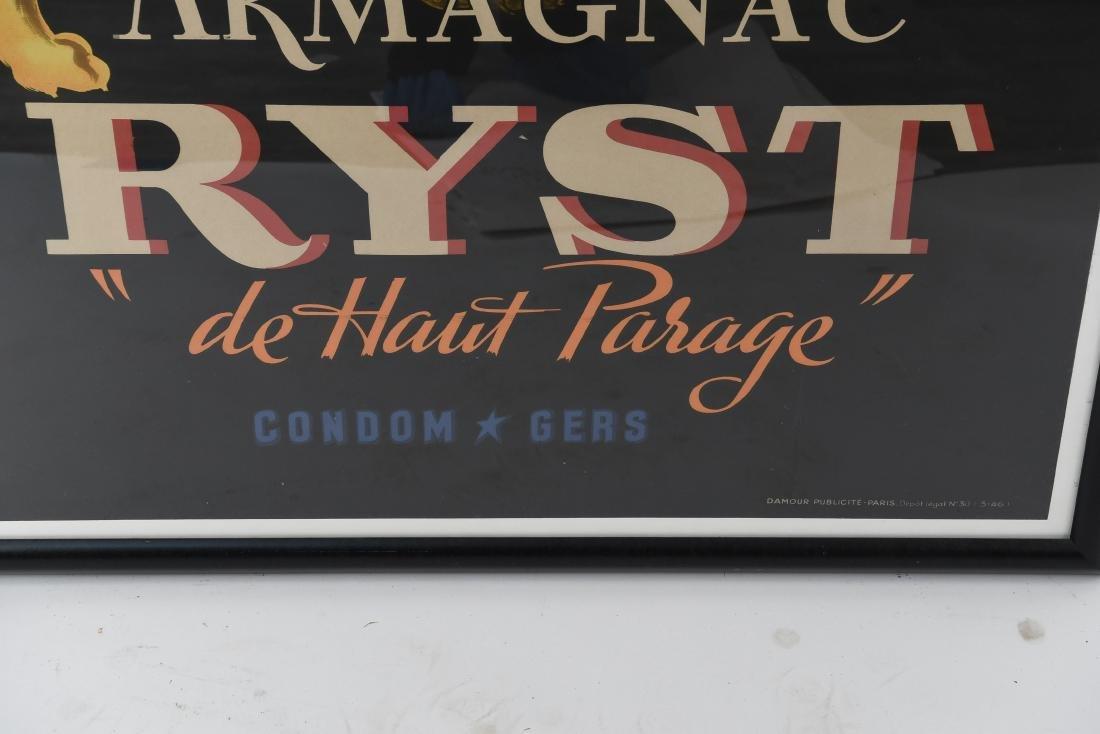 ARMAGNAC RYST POSTER - 5