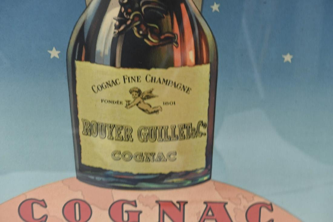 ROUYER COGNAC FRENCH POSTER - 5