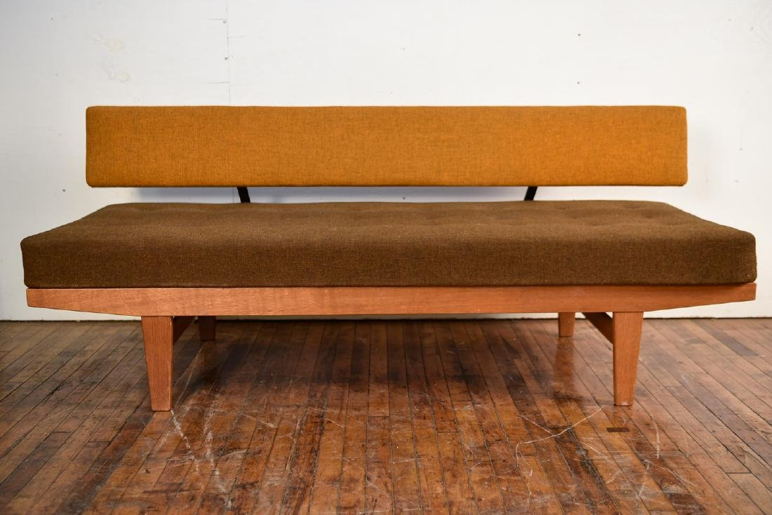 POUL M. VOLTHER MODEL H9 TEAK DAYBED