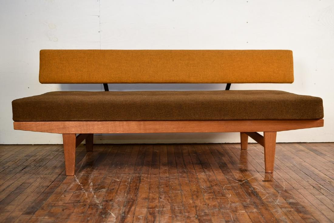 POUL M. VOLTHER MODEL H9 TEAK DAYBED - 2