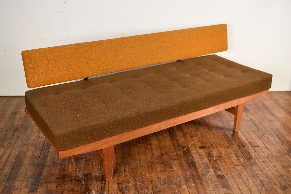 POUL M. VOLTHER MODEL H9 TEAK DAYBED - 4