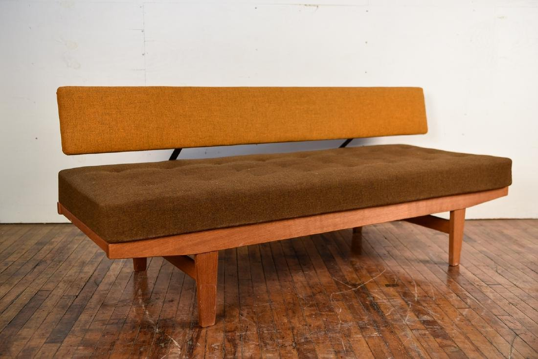 POUL M. VOLTHER MODEL H9 TEAK DAYBED - 5
