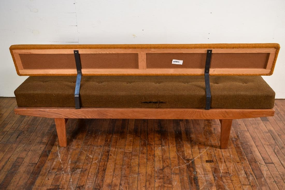 POUL M. VOLTHER MODEL H9 TEAK DAYBED - 9