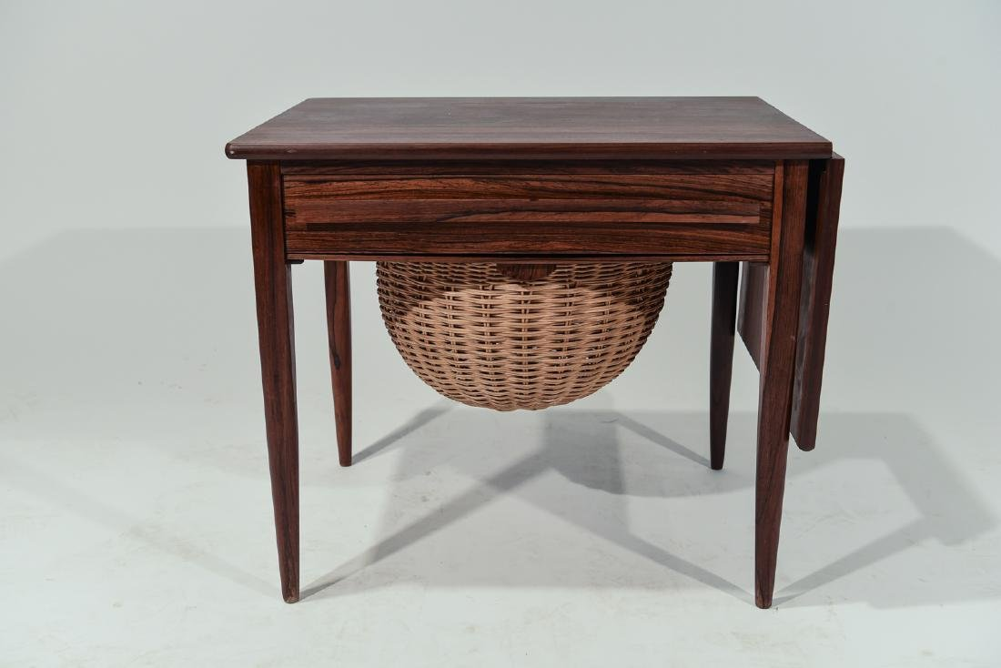 JOHANNES ANDERSEN FOR CFC SILKEBORG SEWING TABLE