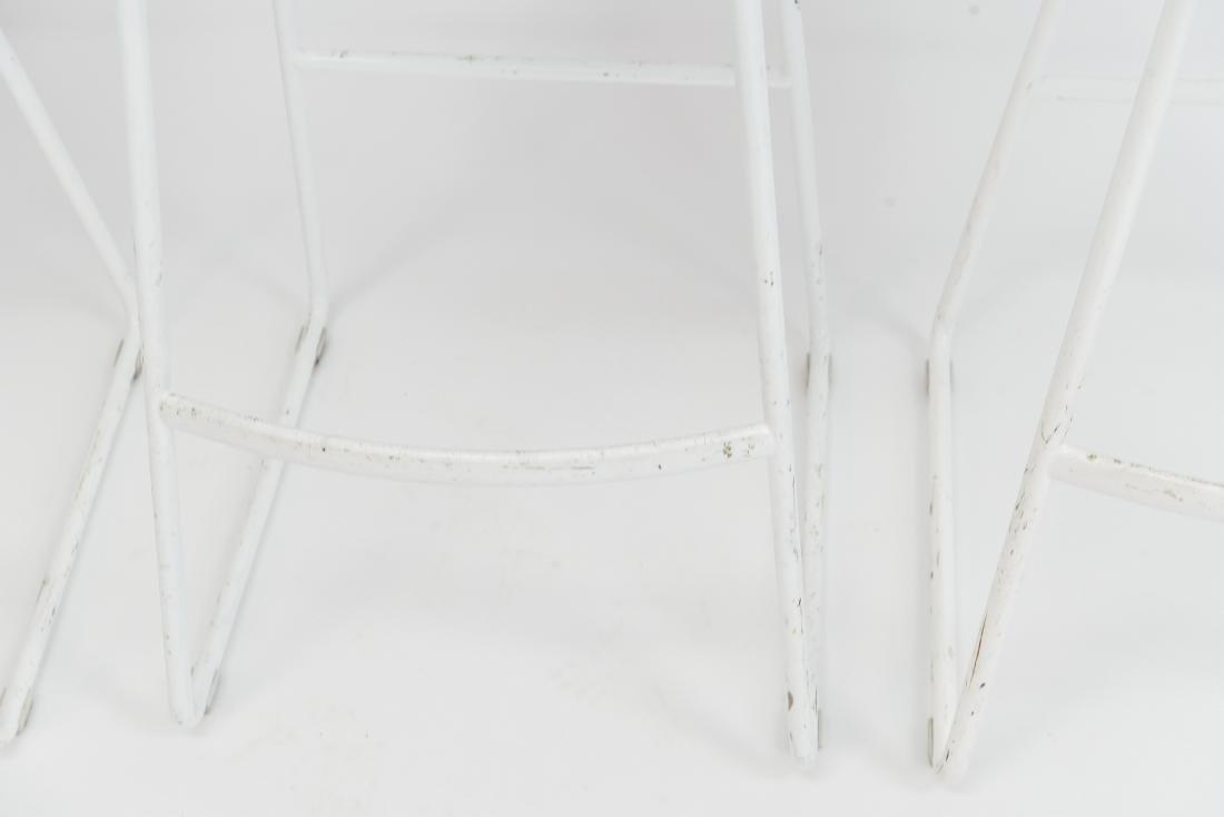 (3) STEELCASE BAR STOOLS - 6