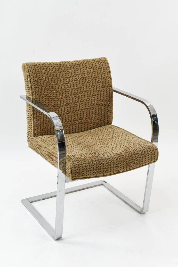 EARLY MIES VAN DER ROHE BRNO CHAIR
