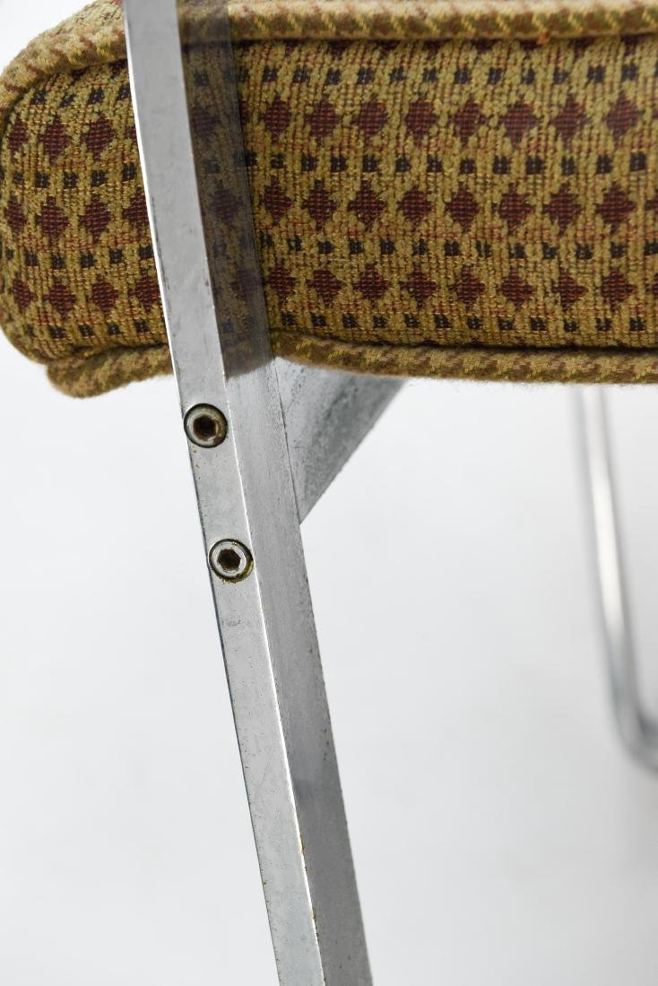 EARLY MIES VAN DER ROHE BRNO CHAIR - 9