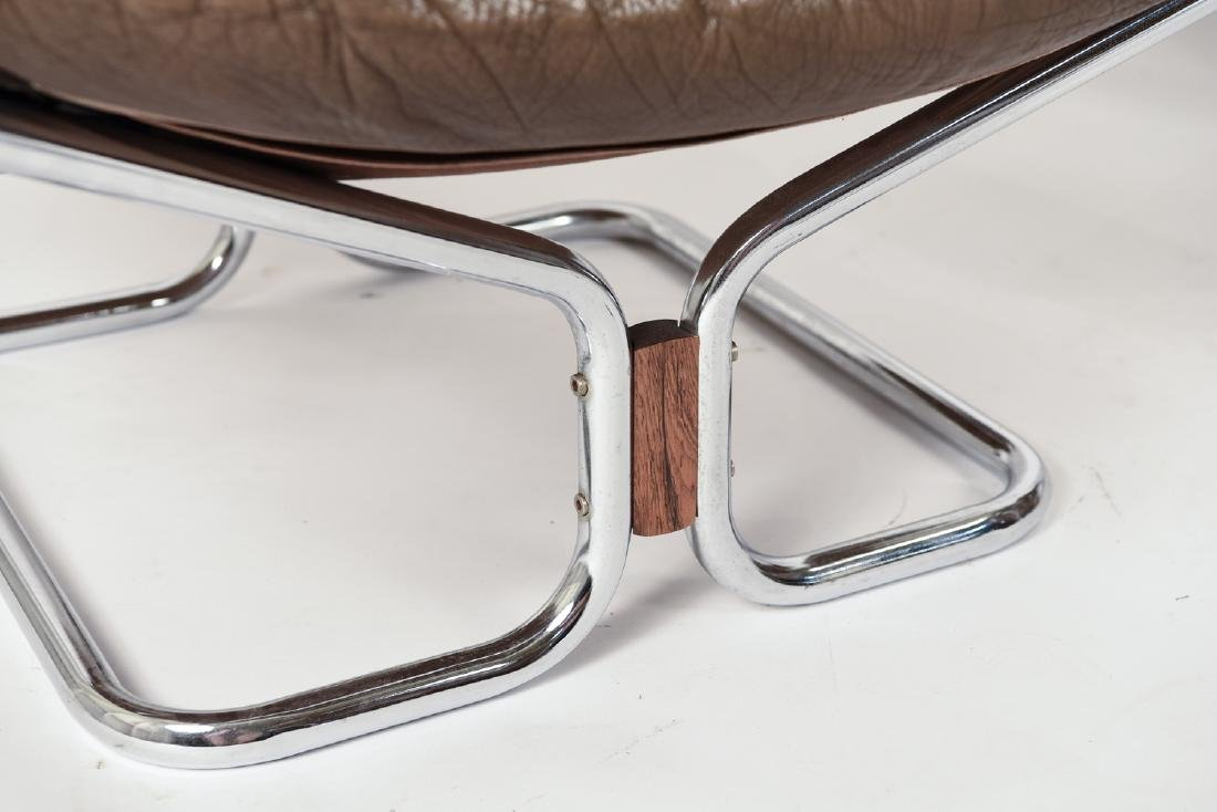 HARALD RELLING FOR WESTNOFA LOUNGE CHAIR SUITE - 5