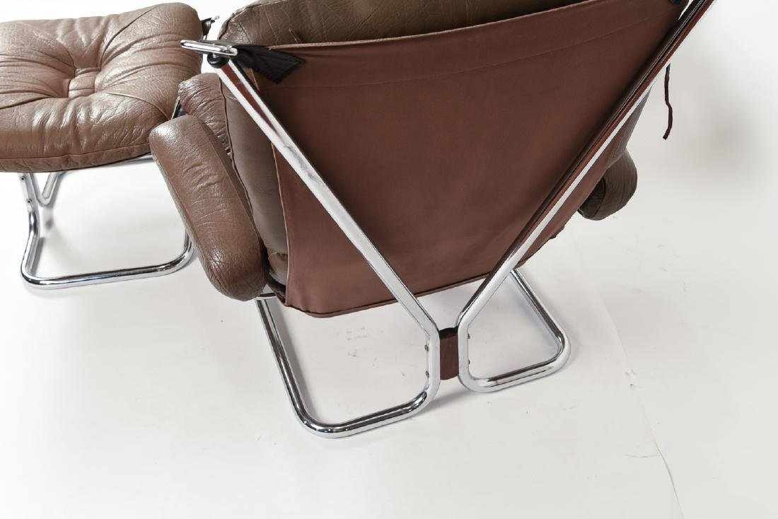 HARALD RELLING FOR WESTNOFA LOUNGE CHAIR SUITE - 8