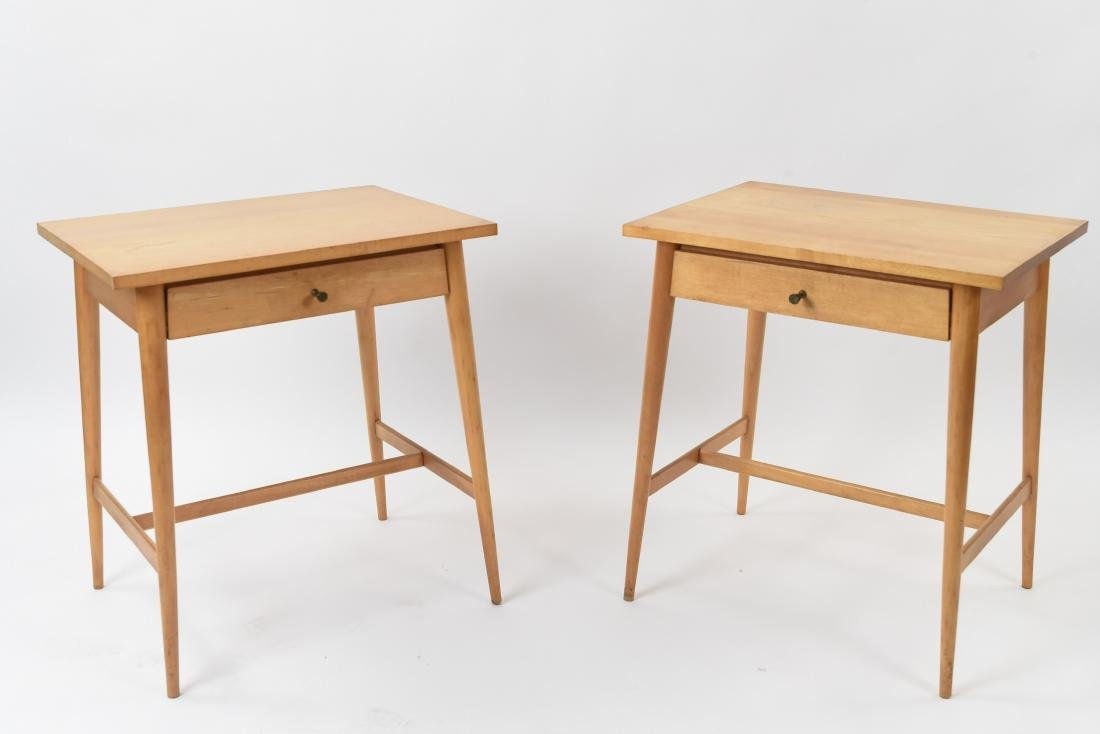 PAIR OF PAUL MCCOBB FOR WINCHENDON NIGHTSTANDS