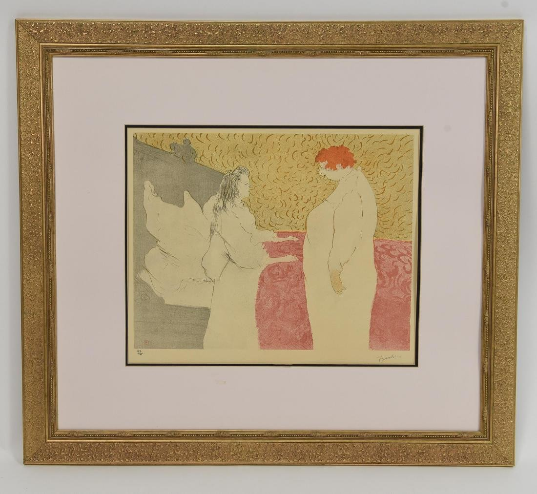 AFTER TOULOUSE LAUTREC (FRENCH, 1864-1901)
