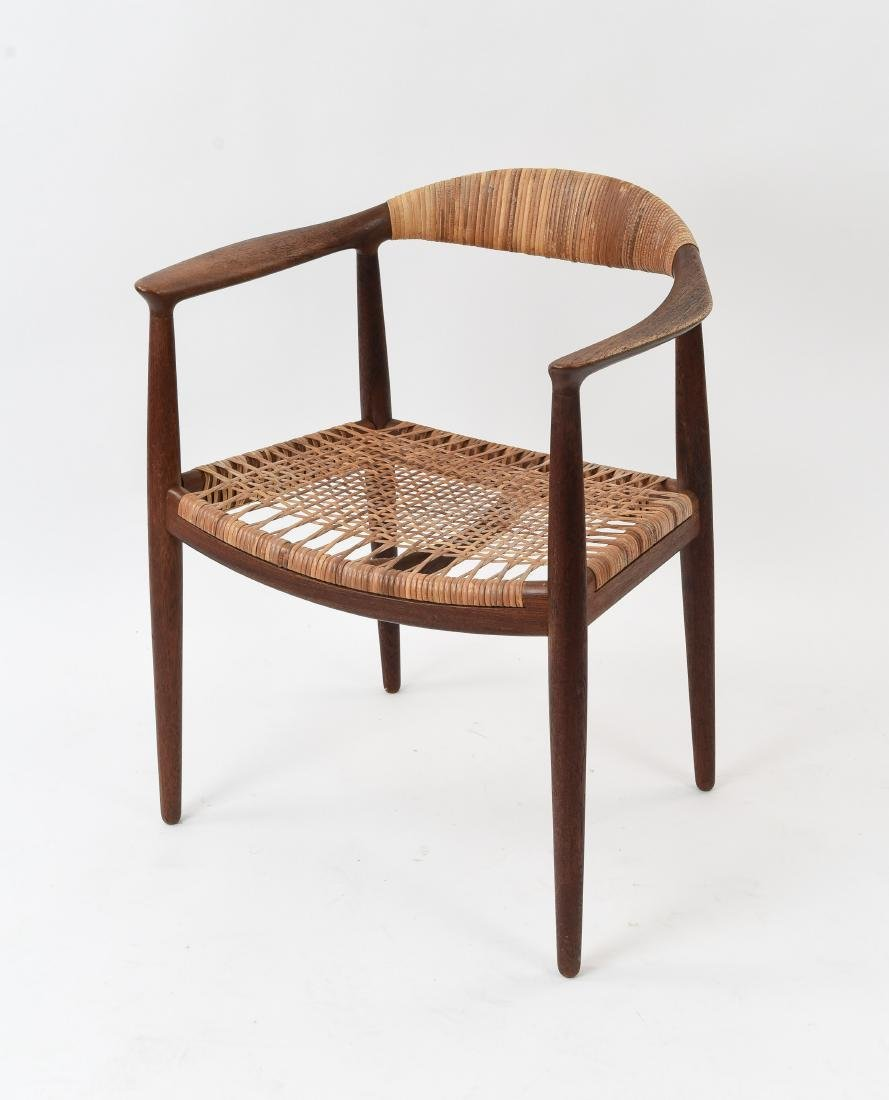 HANS WEGNER MODEL JH501 ROUND CHAIR