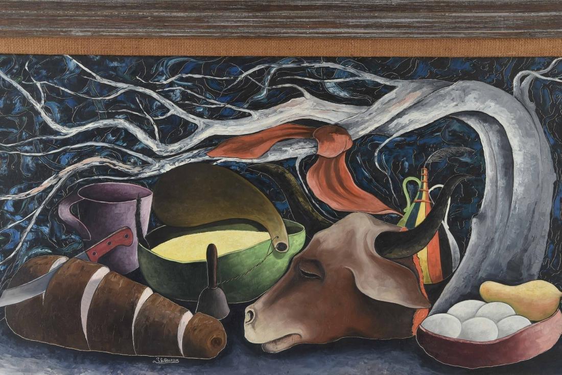JACQUES ENGUERRAND GOURGUE (HAITIAN 1930–1996) - 2