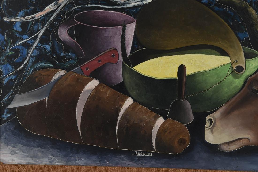 JACQUES ENGUERRAND GOURGUE (HAITIAN 1930–1996) - 3