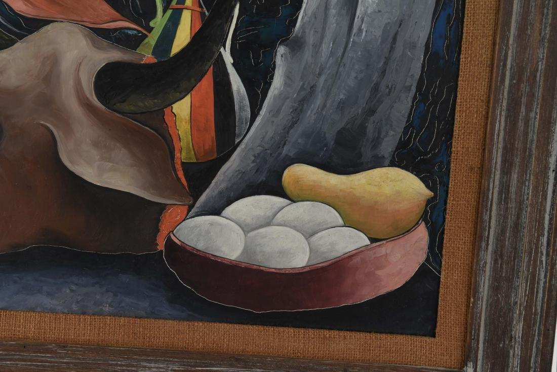 JACQUES ENGUERRAND GOURGUE (HAITIAN 1930–1996) - 7