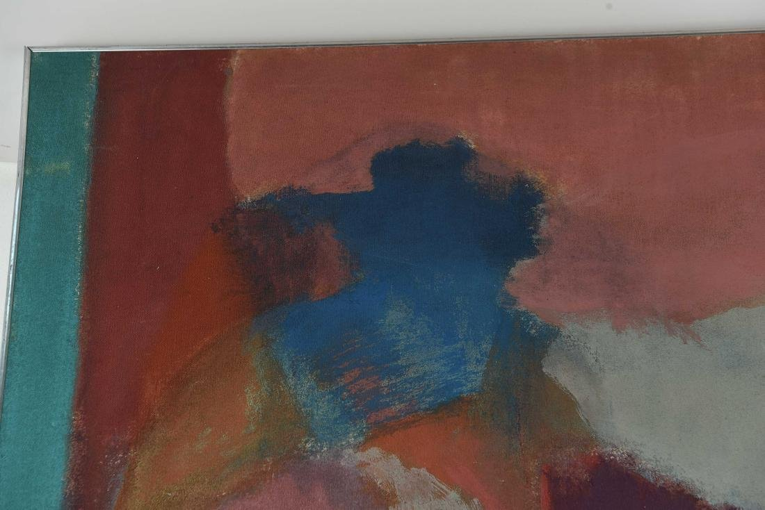 ELSA SCHACHTER (AMERICAN 1912-) ABSTRACT - 5