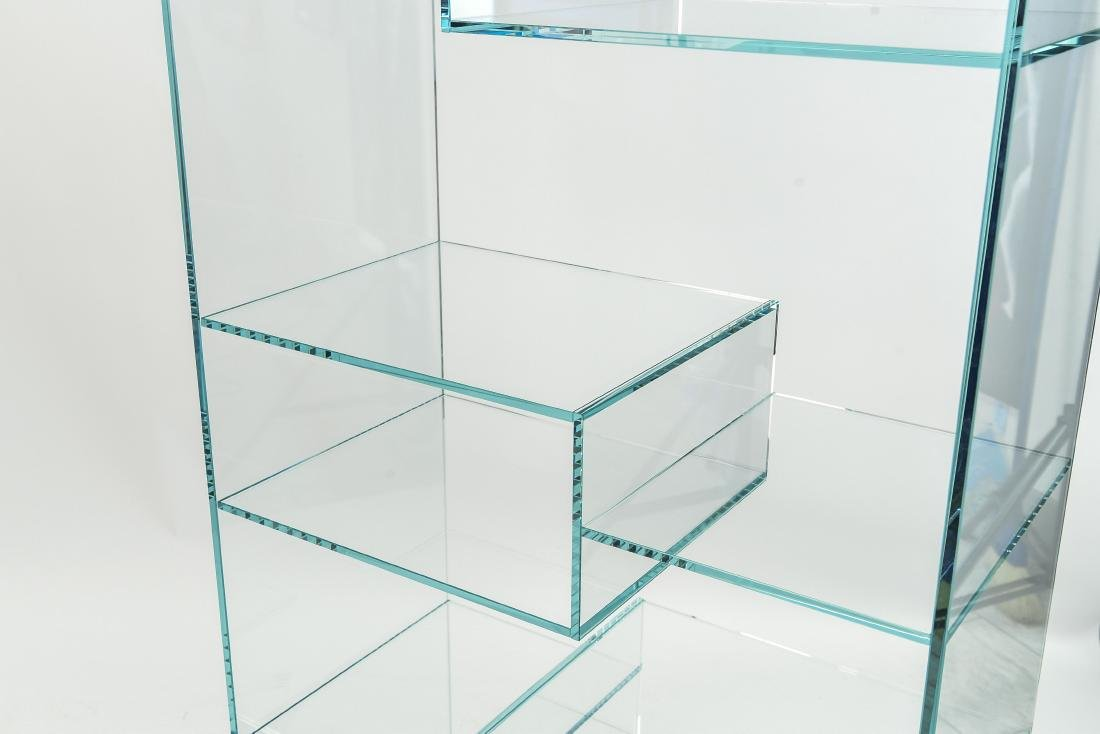 GLASS ETAGERE - 3