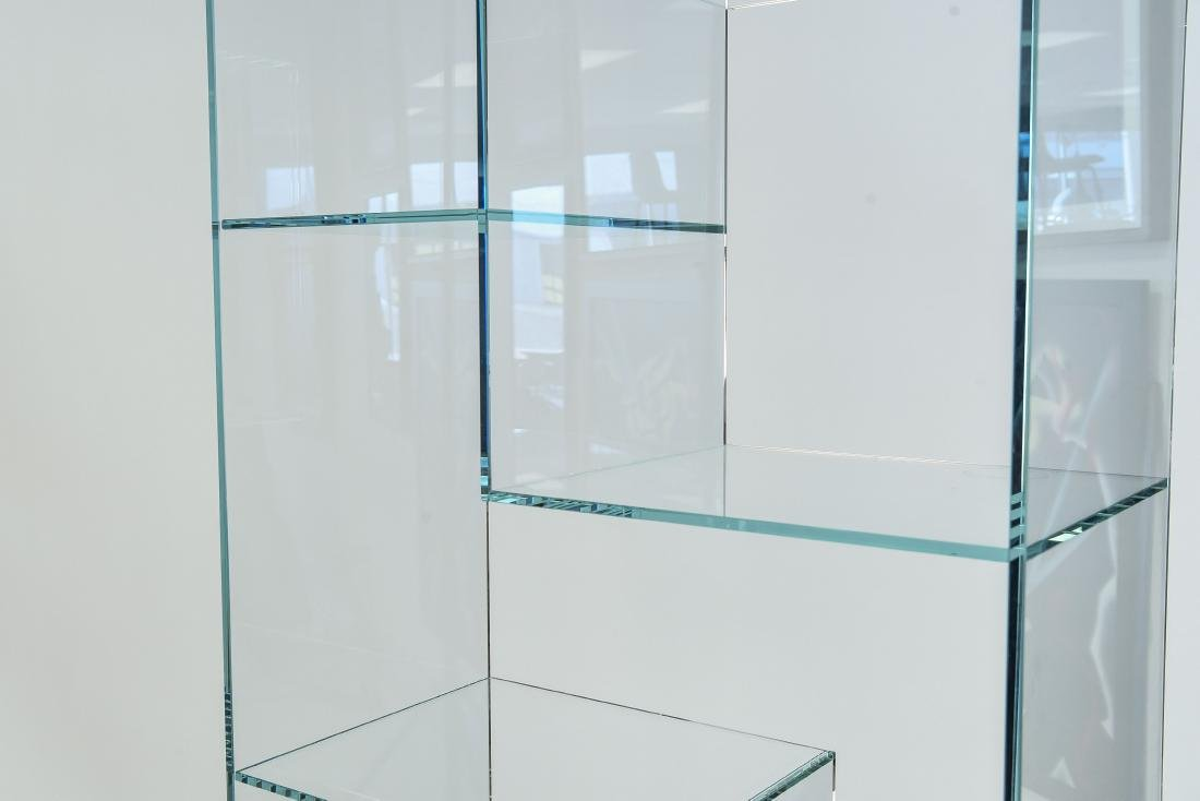 GLASS ETAGERE - 4